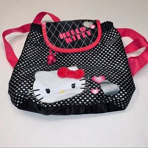 Hello Kitty back pack
